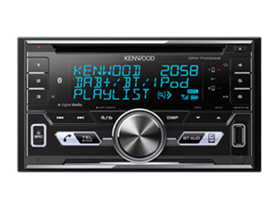 Kenwood DPX-7100DAB product photo
