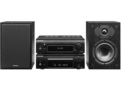 Denon DF-109DAB  product photo