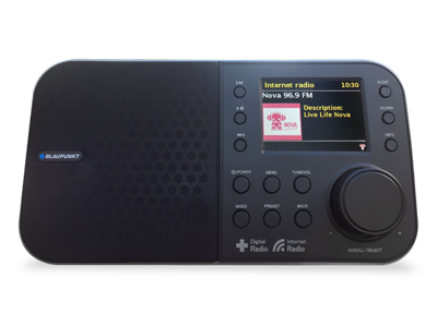 Blaupunkt BCR-9DABi  product photo