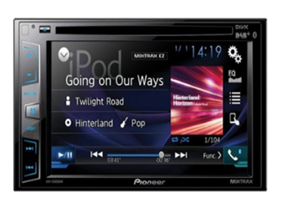Pioneer AVH-X3800DAB product photo