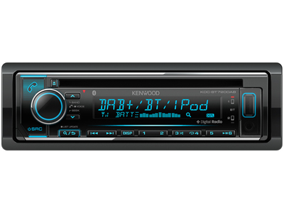 Kenwood KDC-BT720DAB  product photo