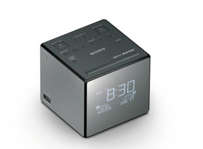 Sony Clock Radio XDRC1DBP product photo