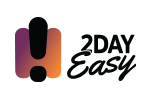2Day Easy Logo