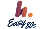 Easy 80s Hits Logo