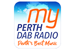 My Perth DAB Radio Logo