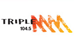Triple M Brisbane 104.5 Logo